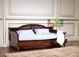 Bale Sofa Bed Ukir